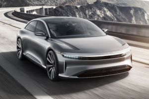 Lucid Air Touring