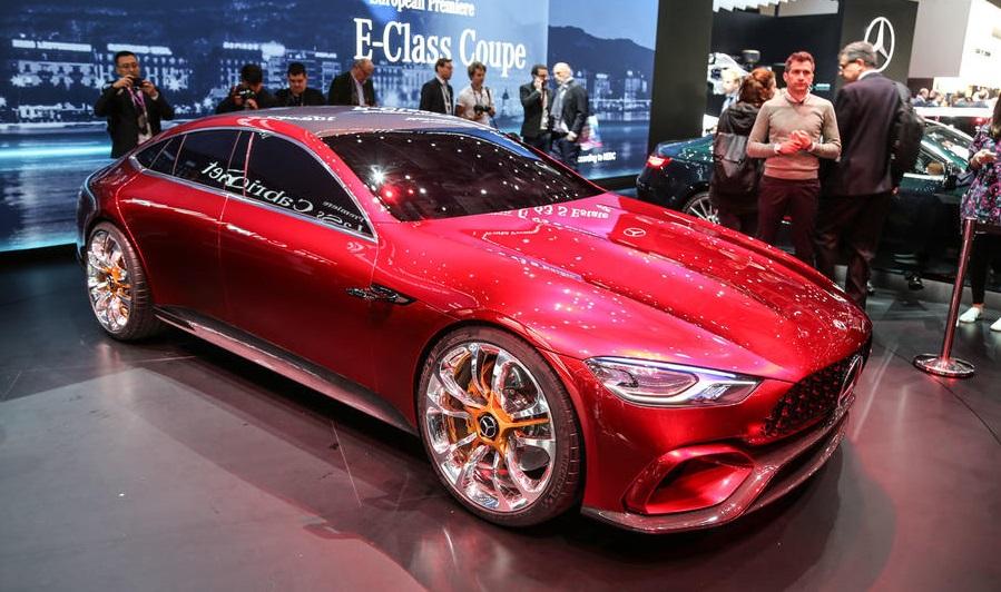 Mercedes AMG-GT Concept