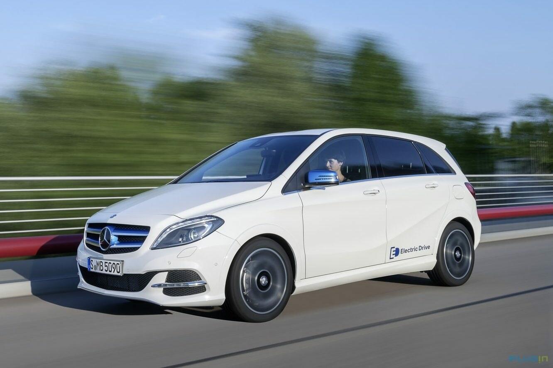 Mercedes-Benz B ED