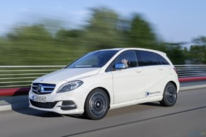 Mercedes-Benz B ED