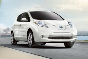 Nissan Leaf (30 kWh)