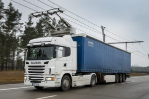 Scania Trolley Truck