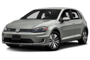 VW e-Golf (2015)