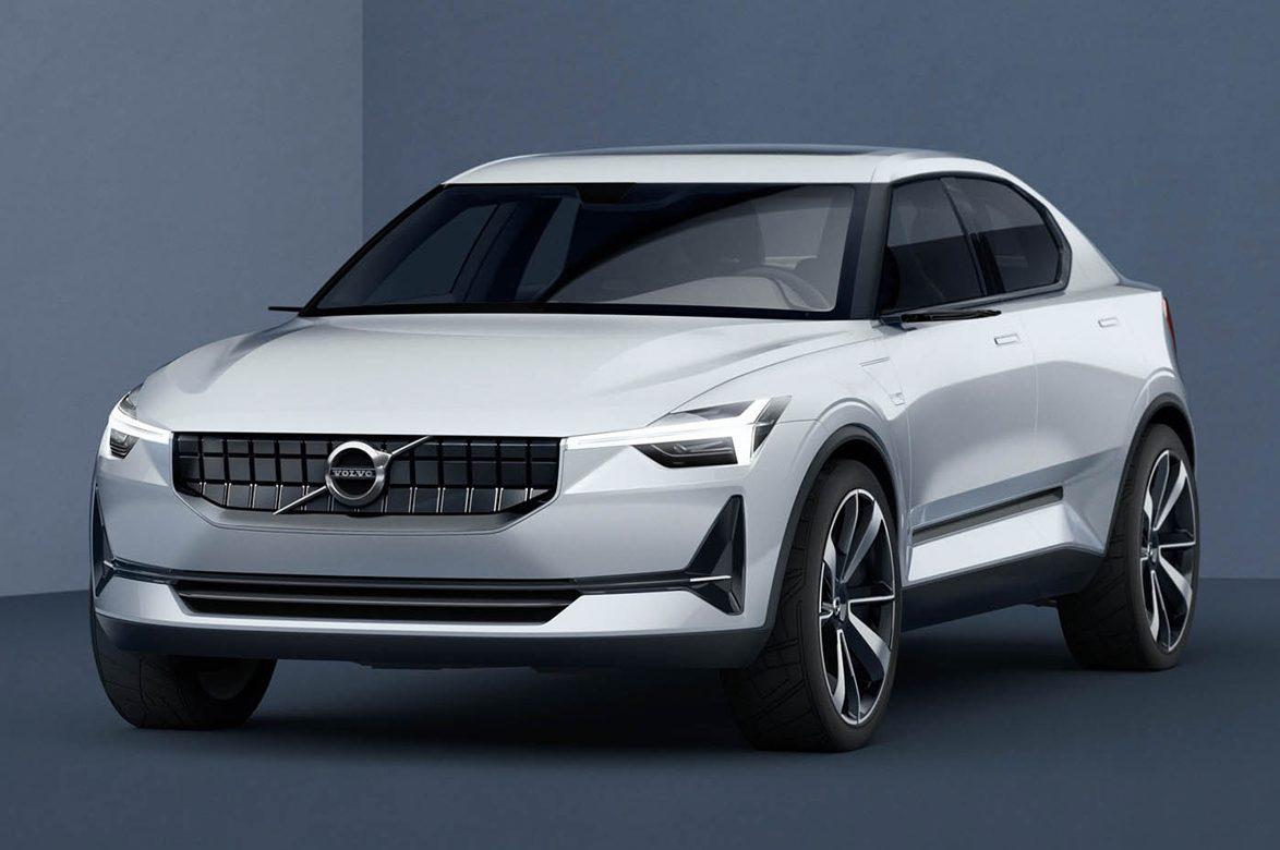 Koncept Volvo 40.2