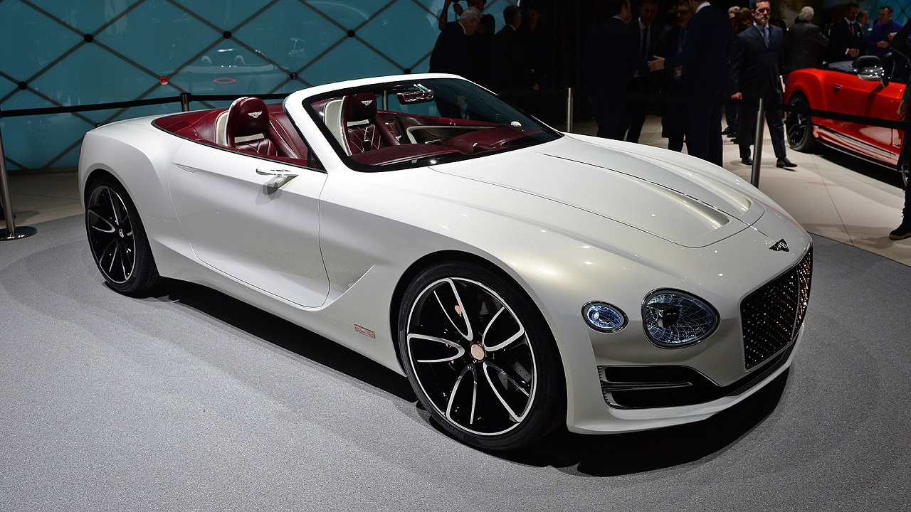 bentley exp 12 speed 6e concep