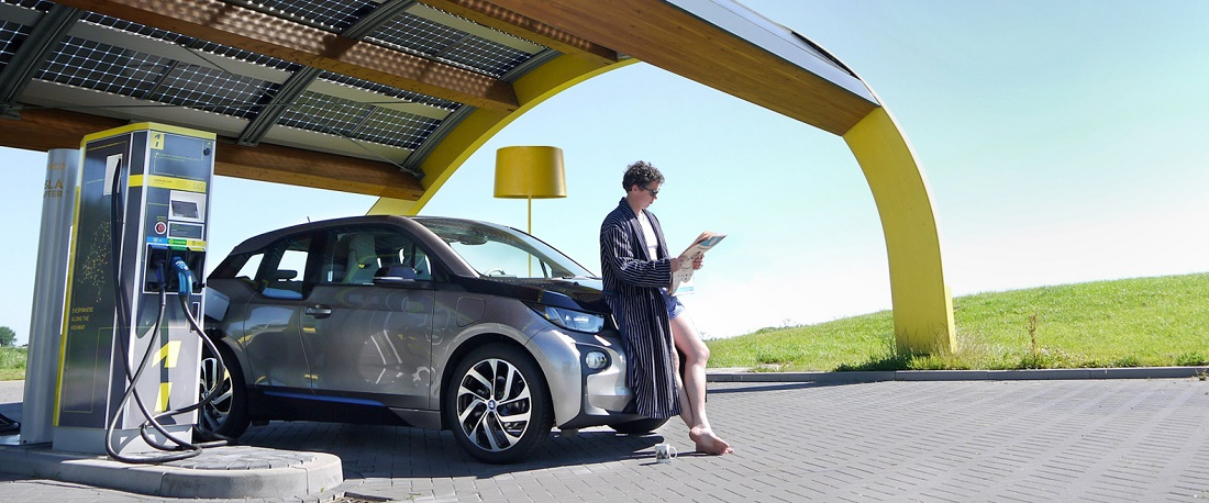 rychlost nabijania elektromobilu