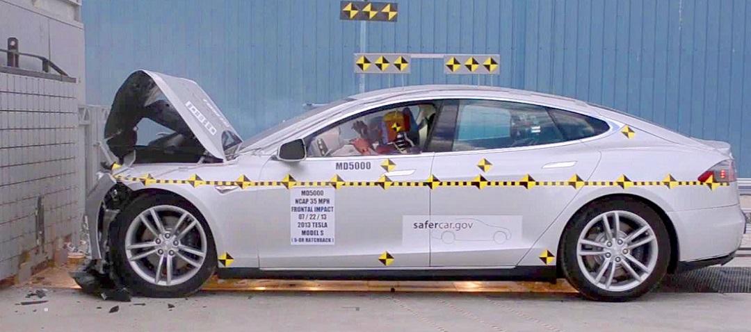 elektromobil bezpecnost