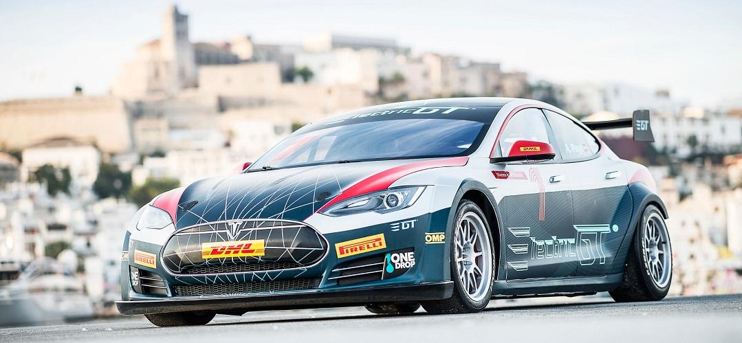 elektromobil jazdne vlastnosti tesla model s electric gt