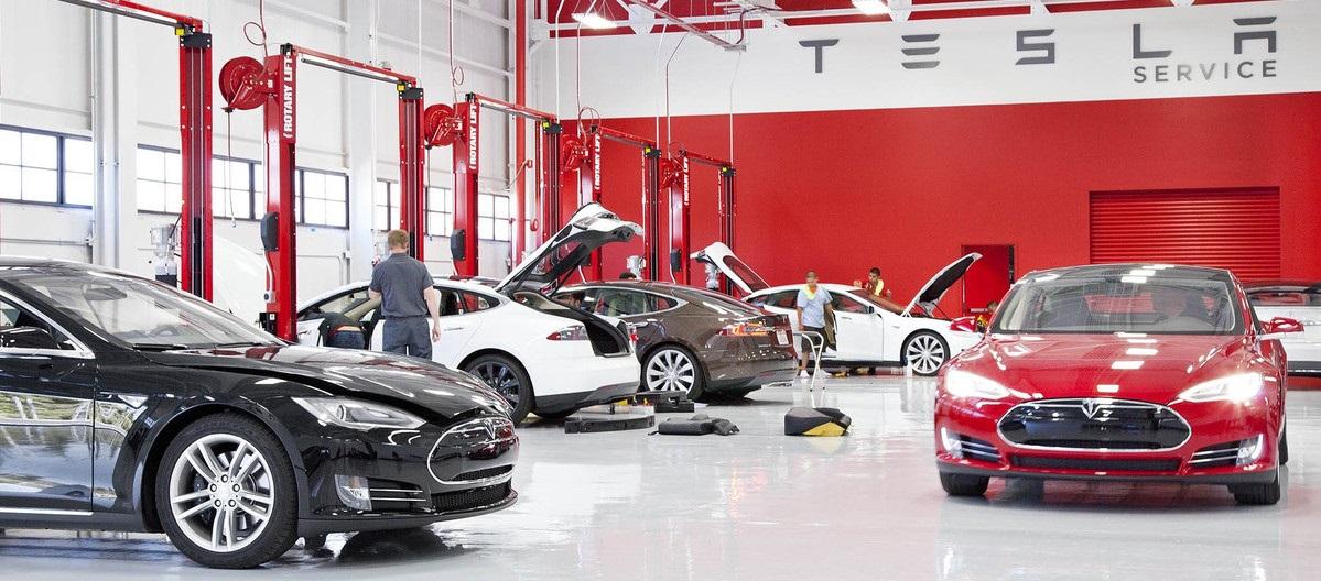 elektromobil servis