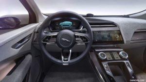 jaguar i pace concept interier