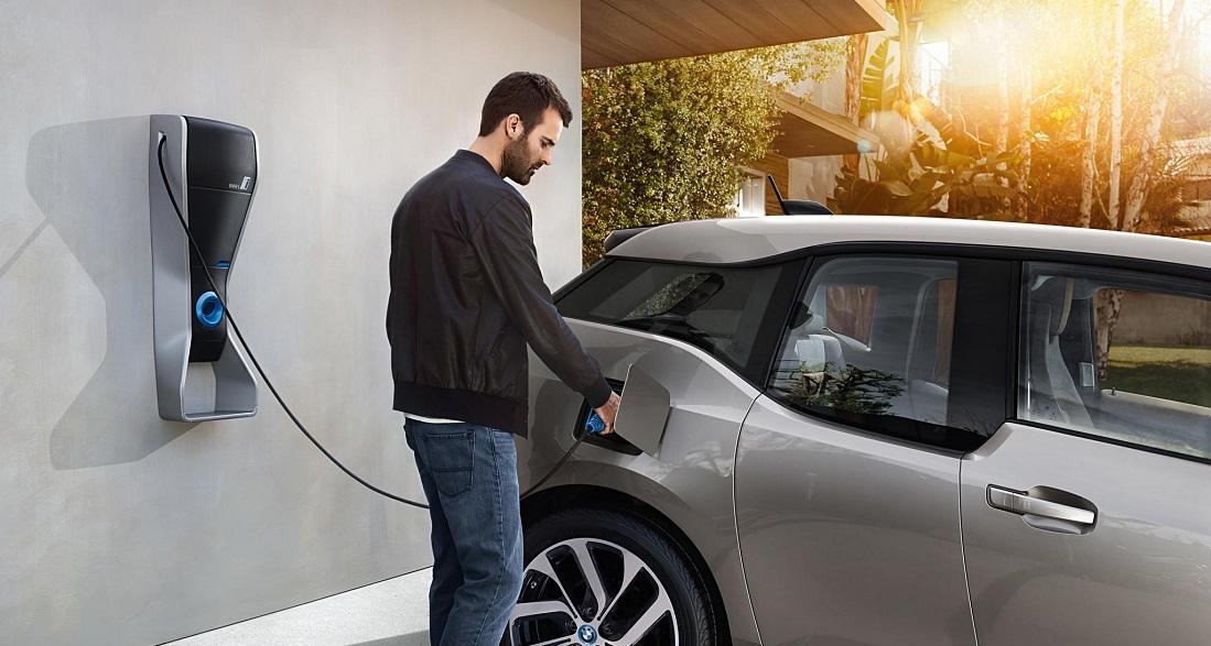 nabijanie elektromobilu