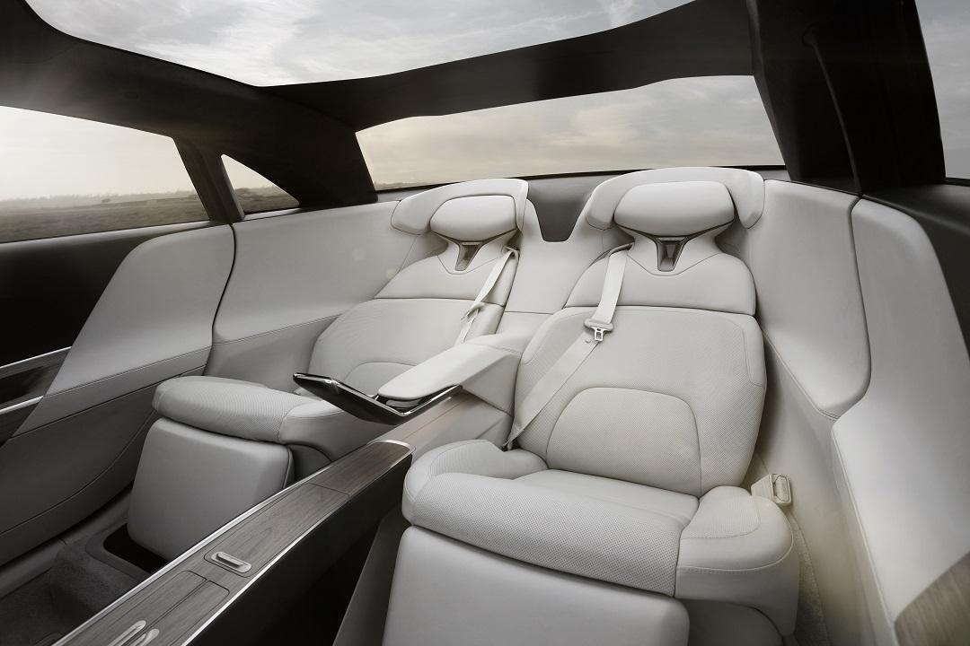 Lucid Air interiér (Zdroj: Lucid Motors)