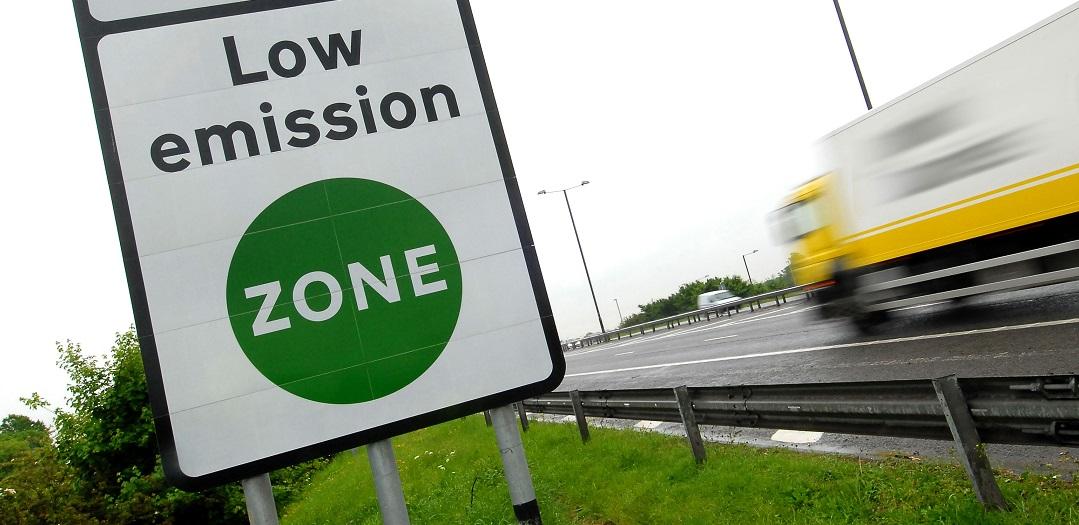 nizkoemisne zony bezemisne zakaz naftovych vozidiel
