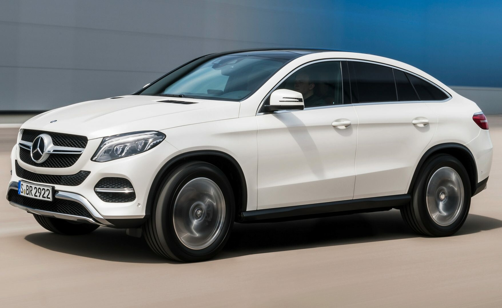 Mercedes-Benz GLC 350e 4Matic c