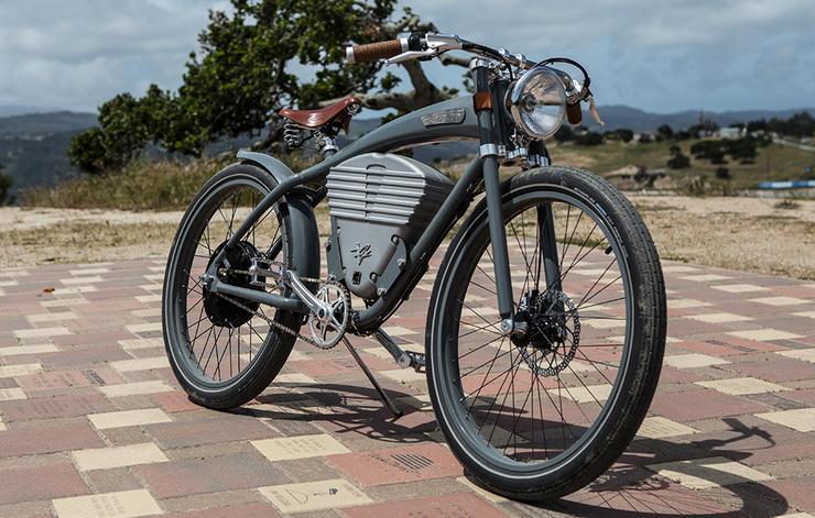 Vintage Electric Tracker, zdroj: bicycling.com