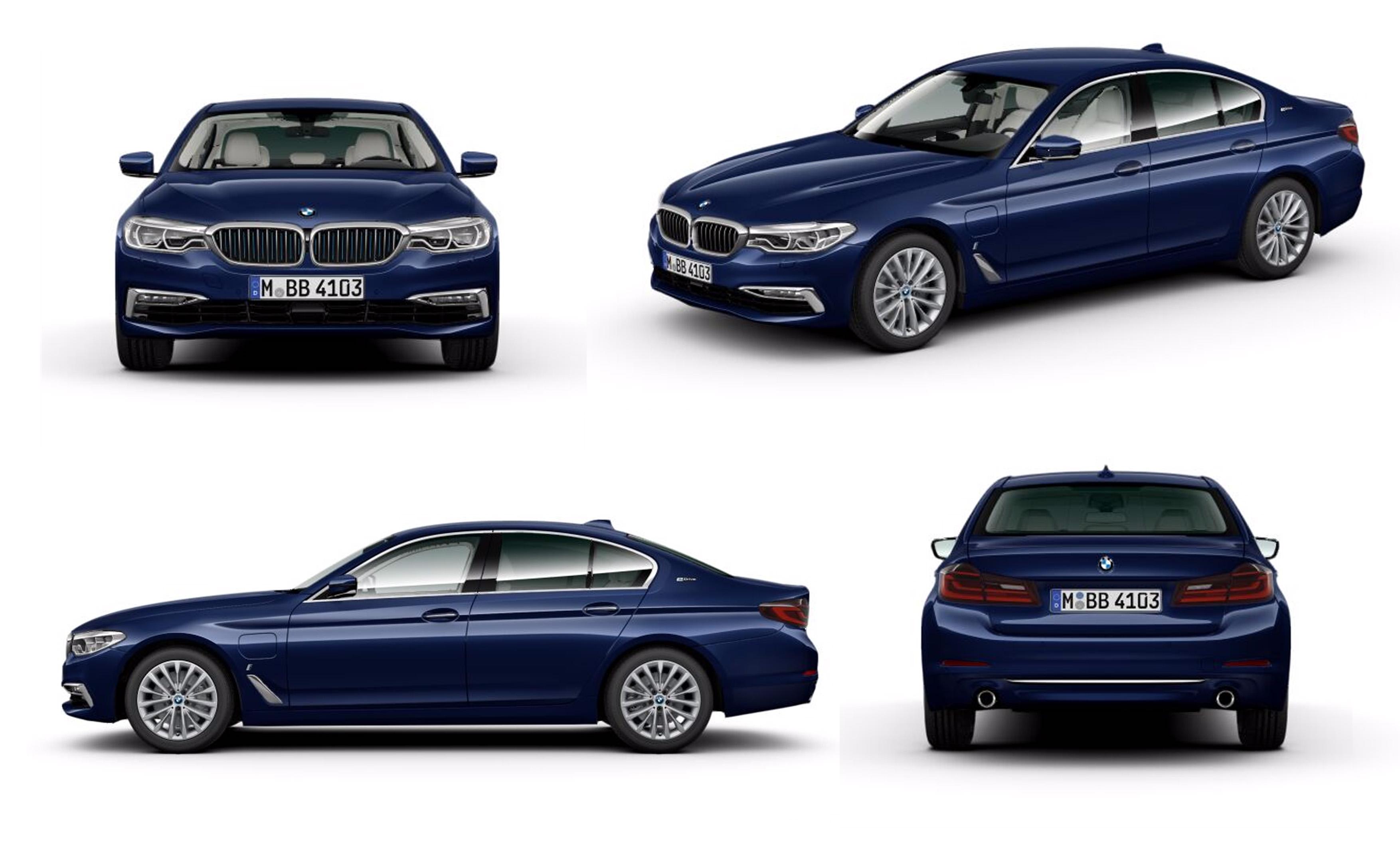 BMW 530e iPerformance - Luxury line