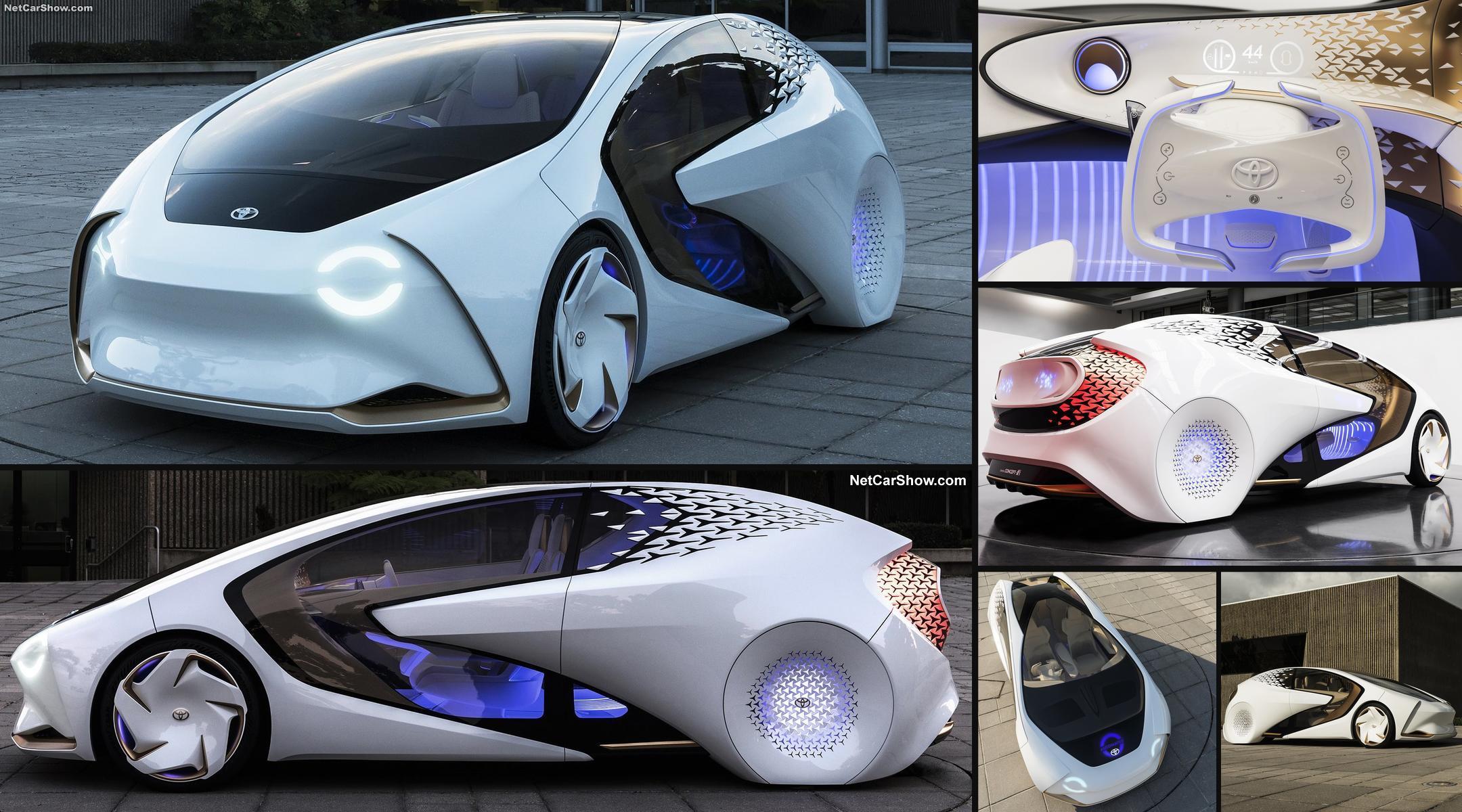 Toyota-i Concept