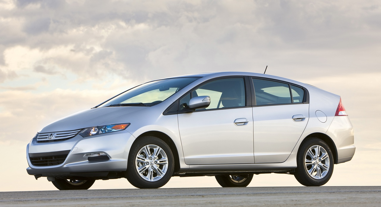 mild hybrid Honda Insight