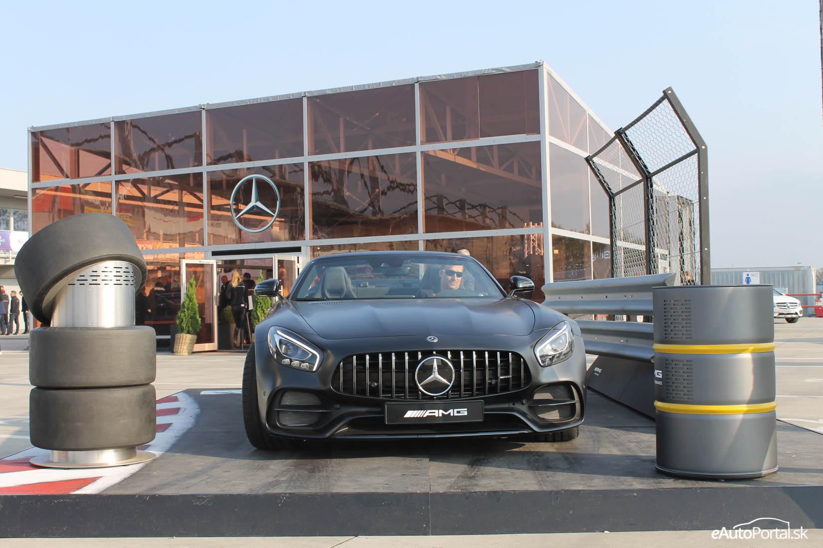mercedes-benz star experience roadshow 2017