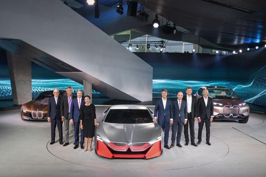 BMW elektrická budúcnosť