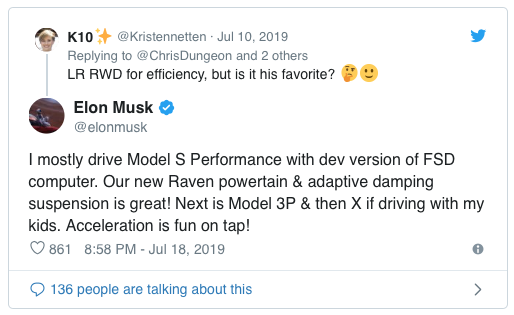 Toto sú autá, ktorými jazdí Elon Musk