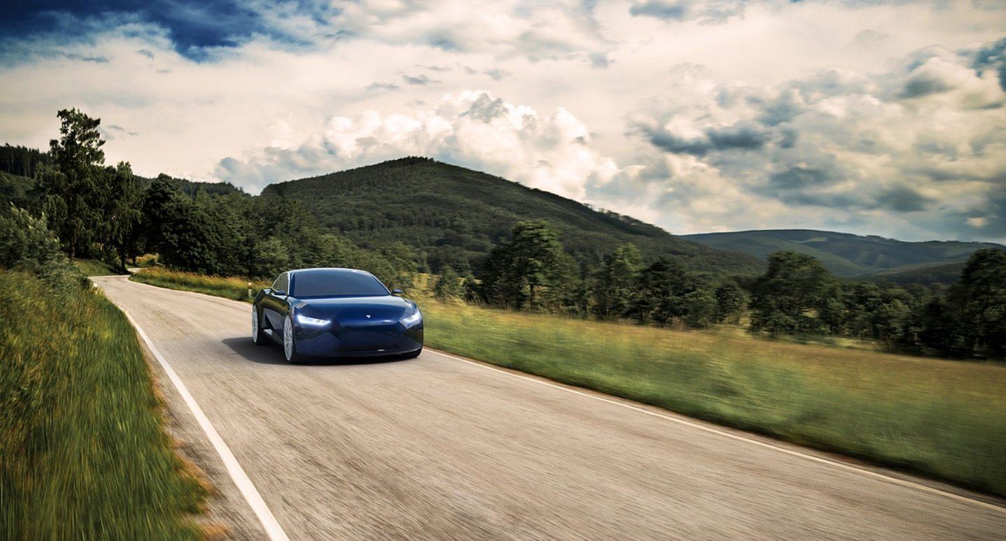 Fresco Reverie nórsky elektromobil