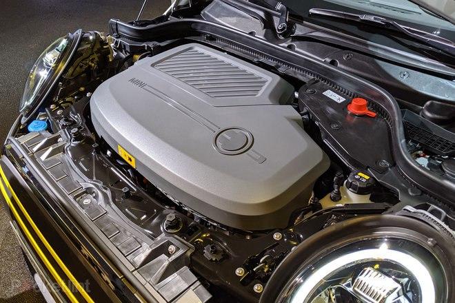 Motor Mini Cooper SE