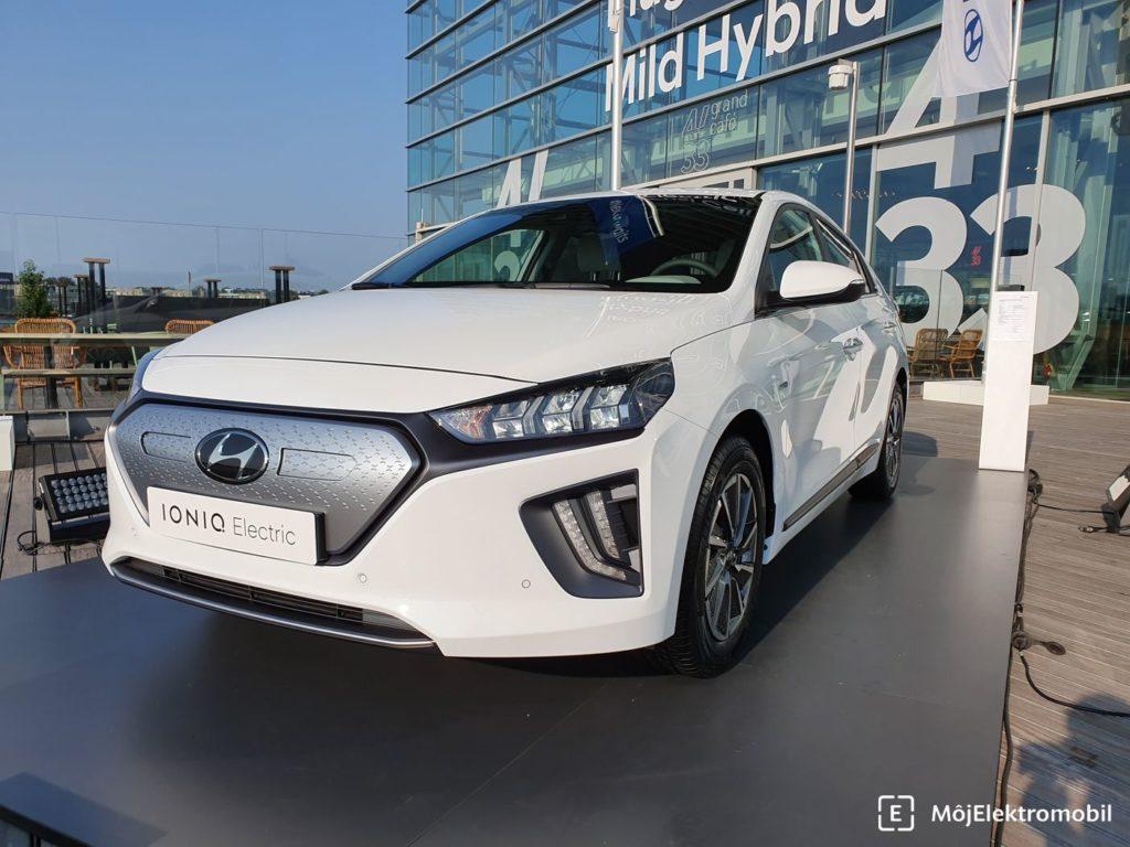 Hyundai IONIQ 2019 spredu