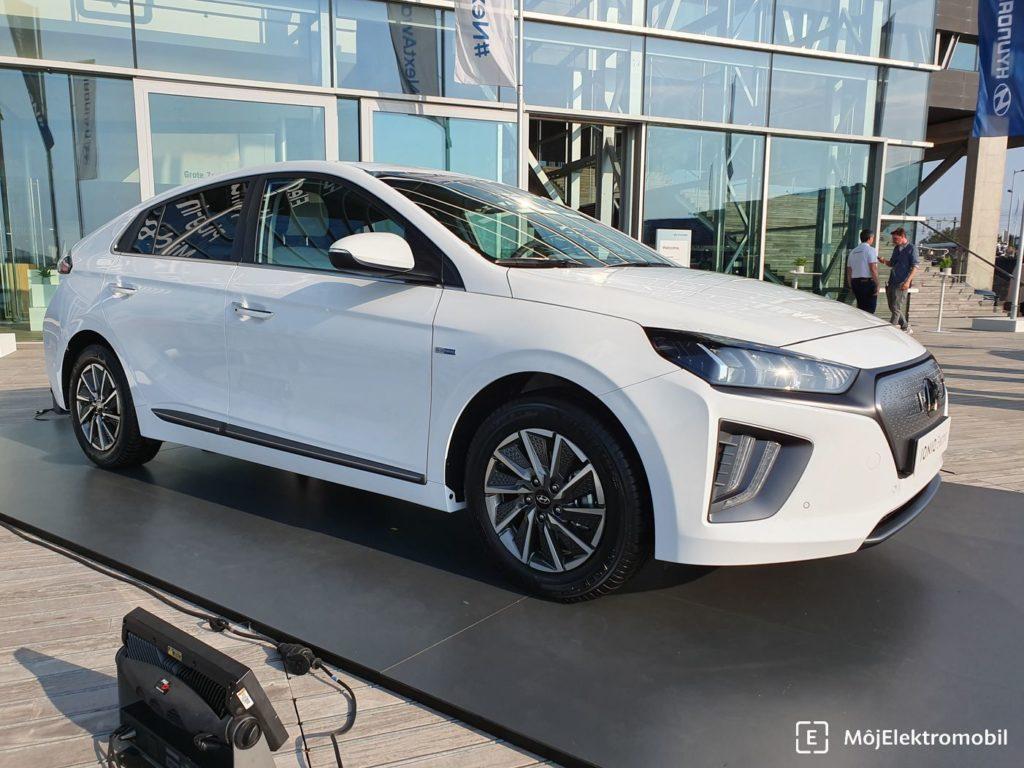Hyundai IONIQ 2019 kolesá