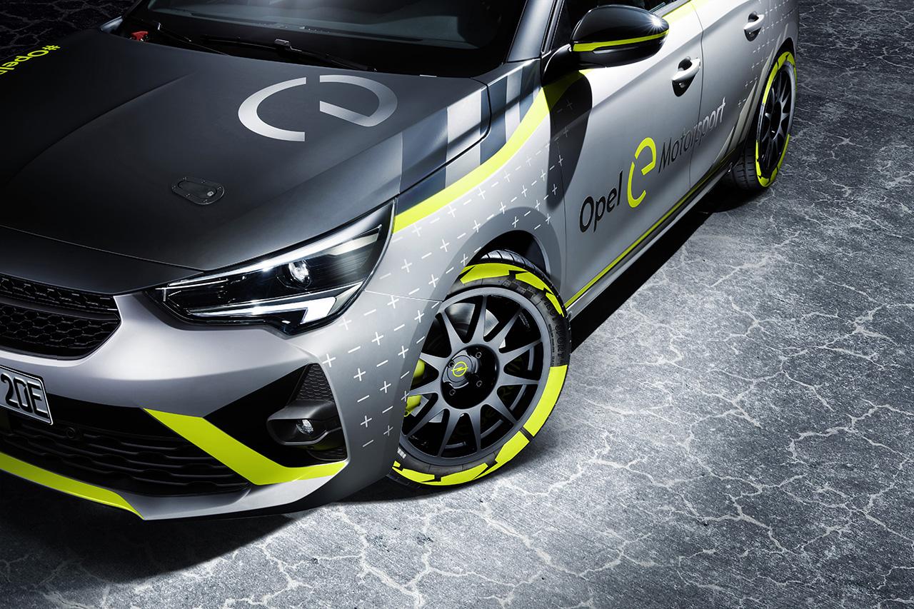 Opel Corsa-e pneumatiky