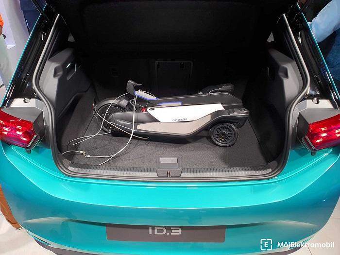 VW ID.3 kufor