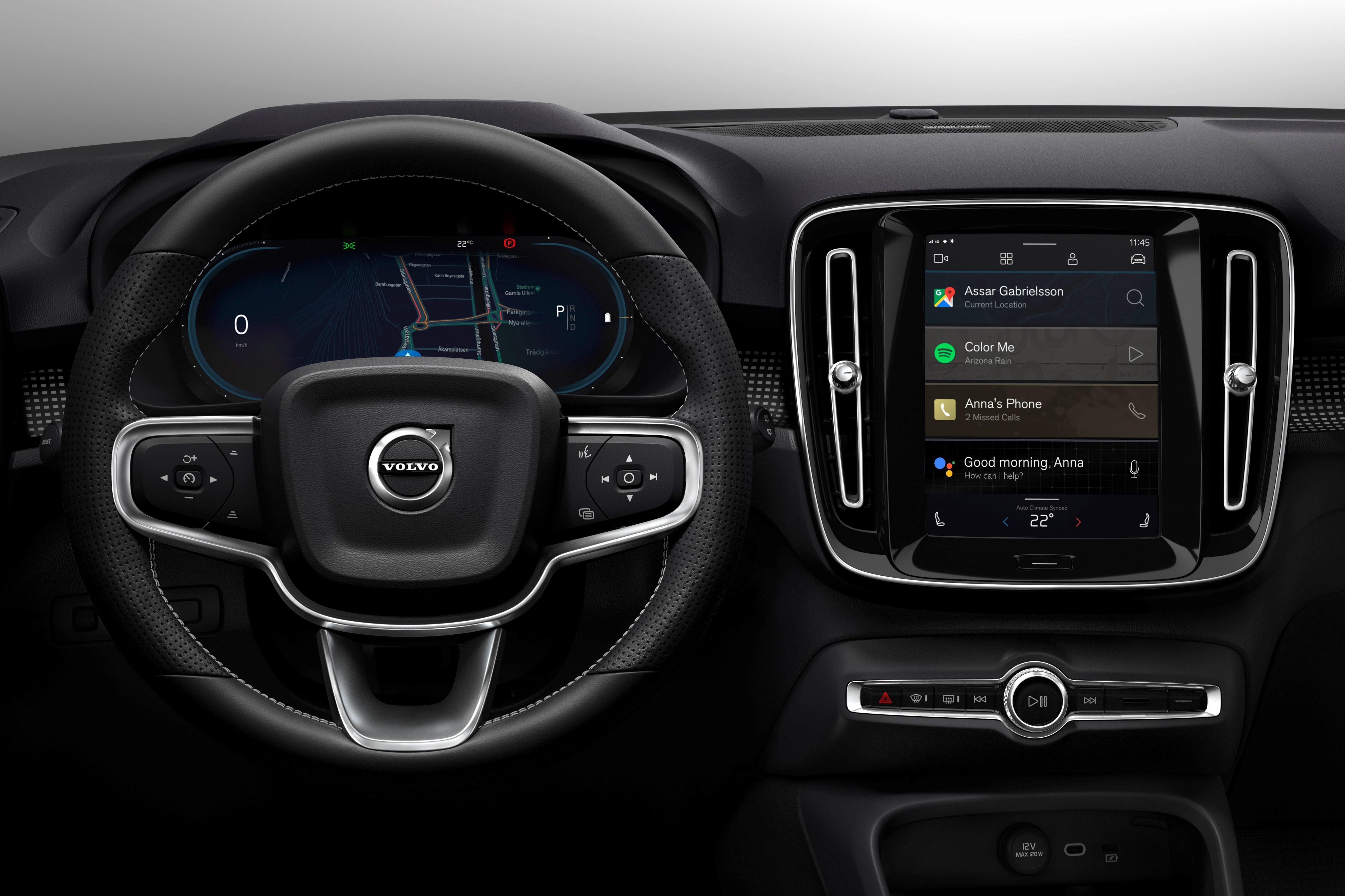 Volvo Cars odhalí ďalšie podrobnosti o plne elektrickom modeli XC40 v nasledujúcich týždňoch a oficiálne predstavenie je naplánované na 16. októbra.