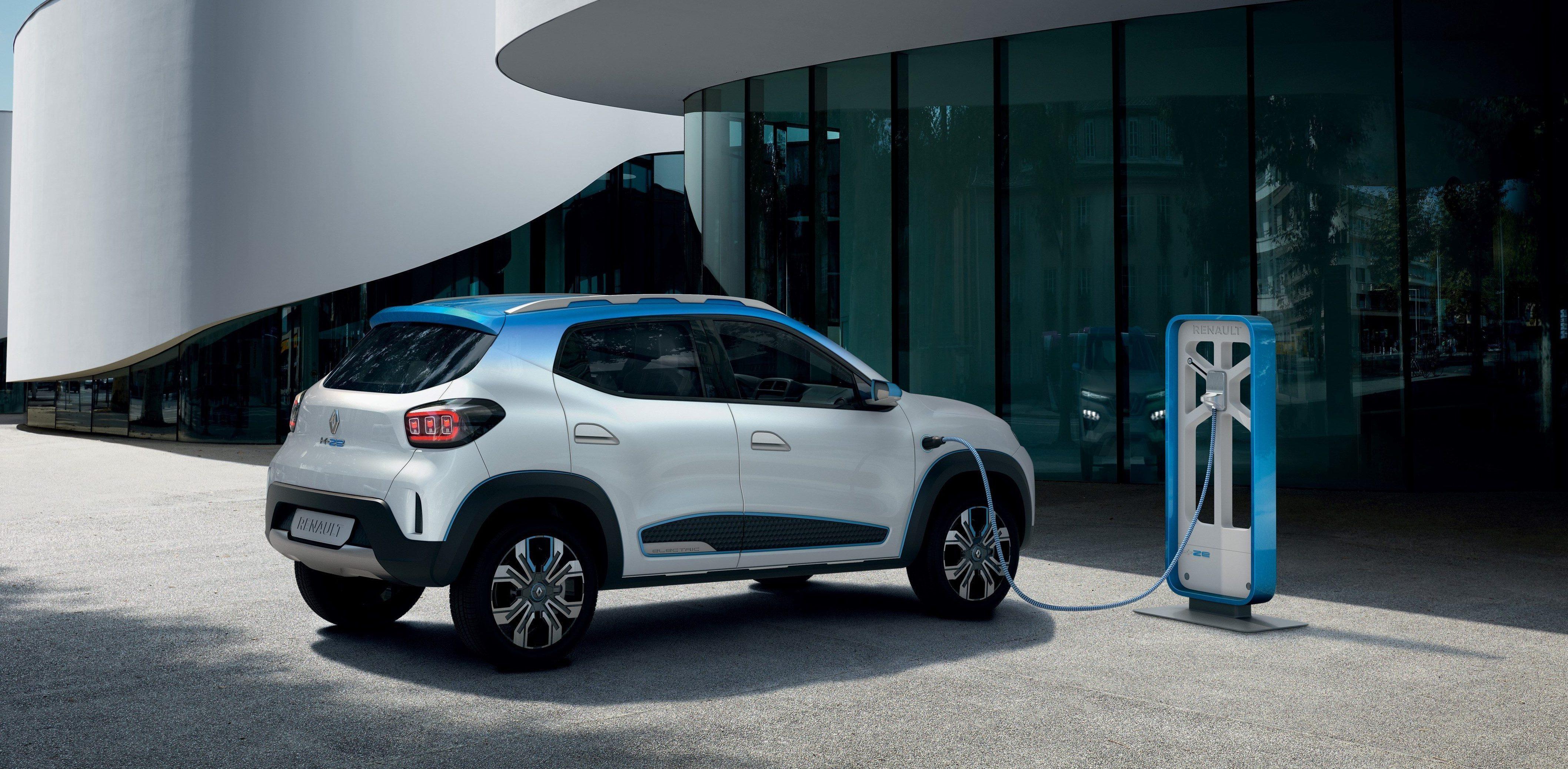 Koncept Renault K-ZE