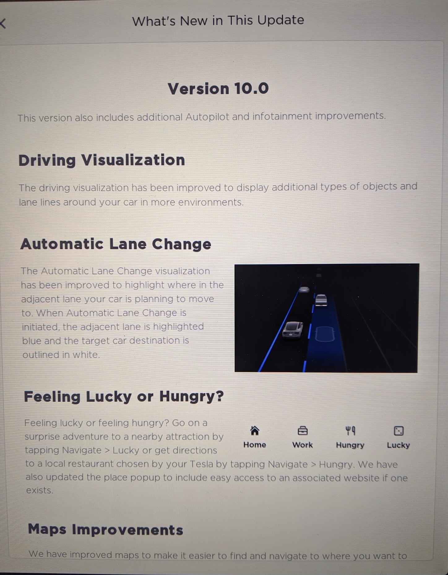 Tesla Model X V10