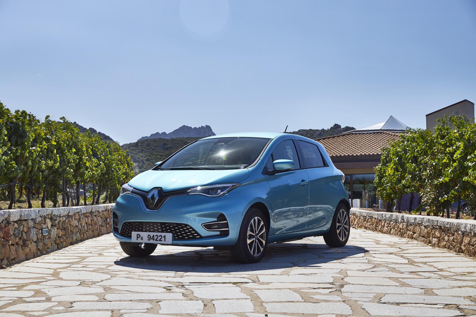 Renault Zoe 52 kWh