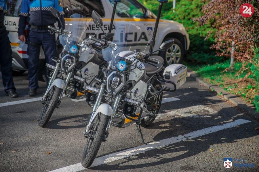 E-motorky MsP Poprad
