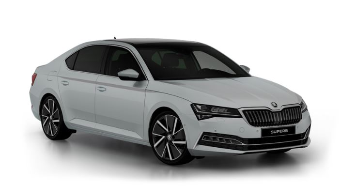 Škoda Superb iV - výbava Ambition
