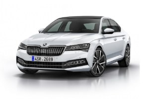 Škoda Superb iV plug-in hybrid