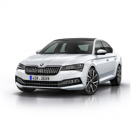 Škoda Superb iV plug-in hybrid