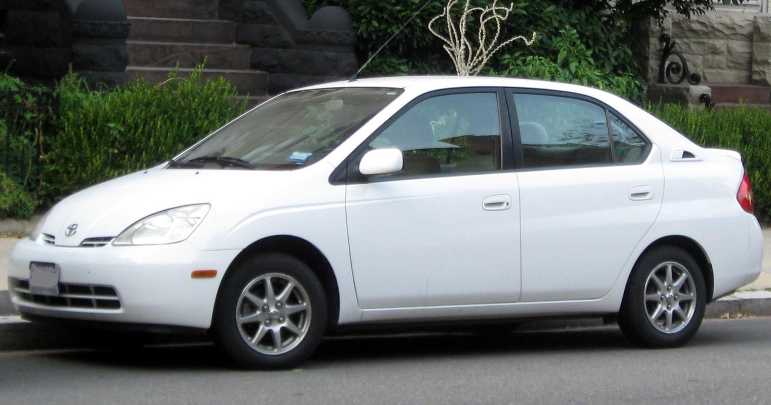 Toyota Priud hybrid 197