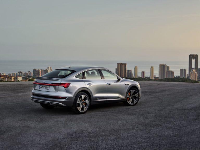Elektromobil Audi e-tron Sportback