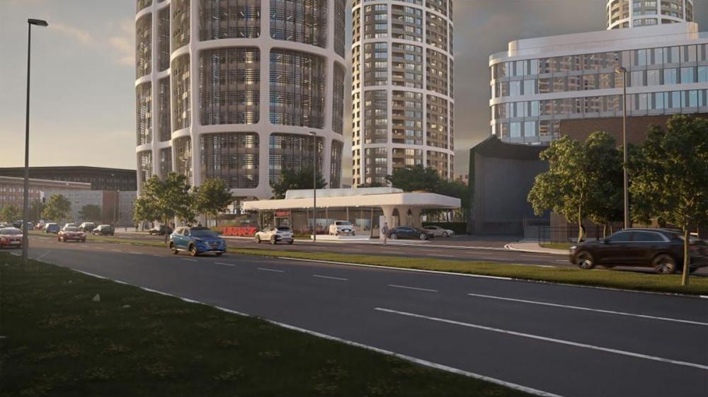 City Hub ZSE Drive - Bratislava