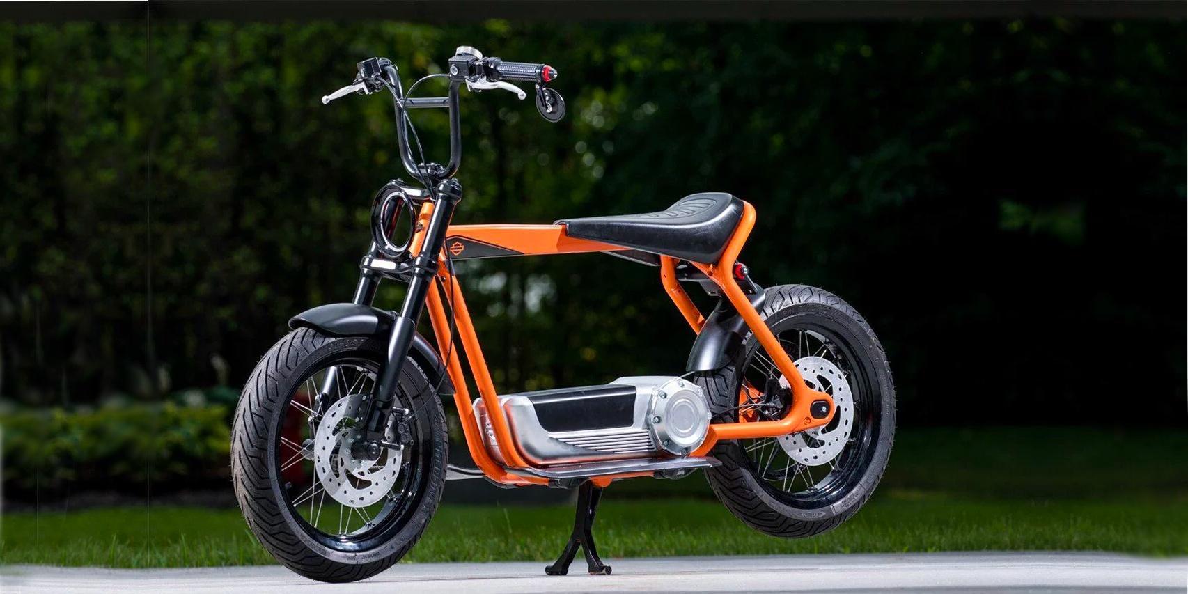 Harley-Davidson elektrický skúter