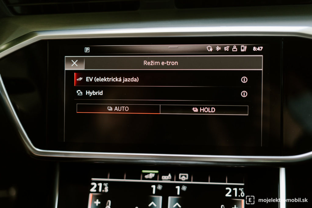 audi a6 phev plug in hybrid