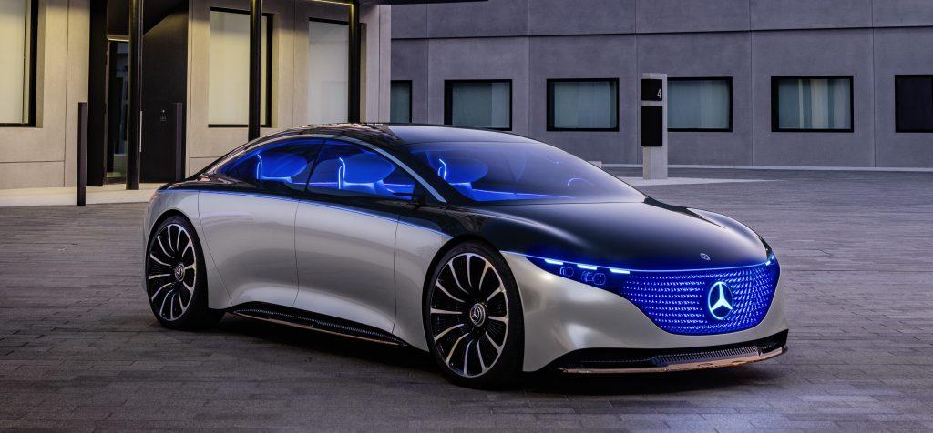 Koncept Mercedes-Benz EQS (Zdroj: Mercedes)