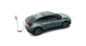 Citroen e-C4 elektromobil 4