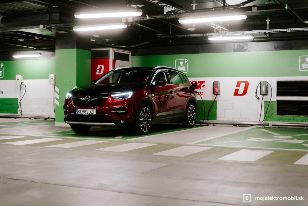 Opel grandland x hybrid4 plug-in hybrid