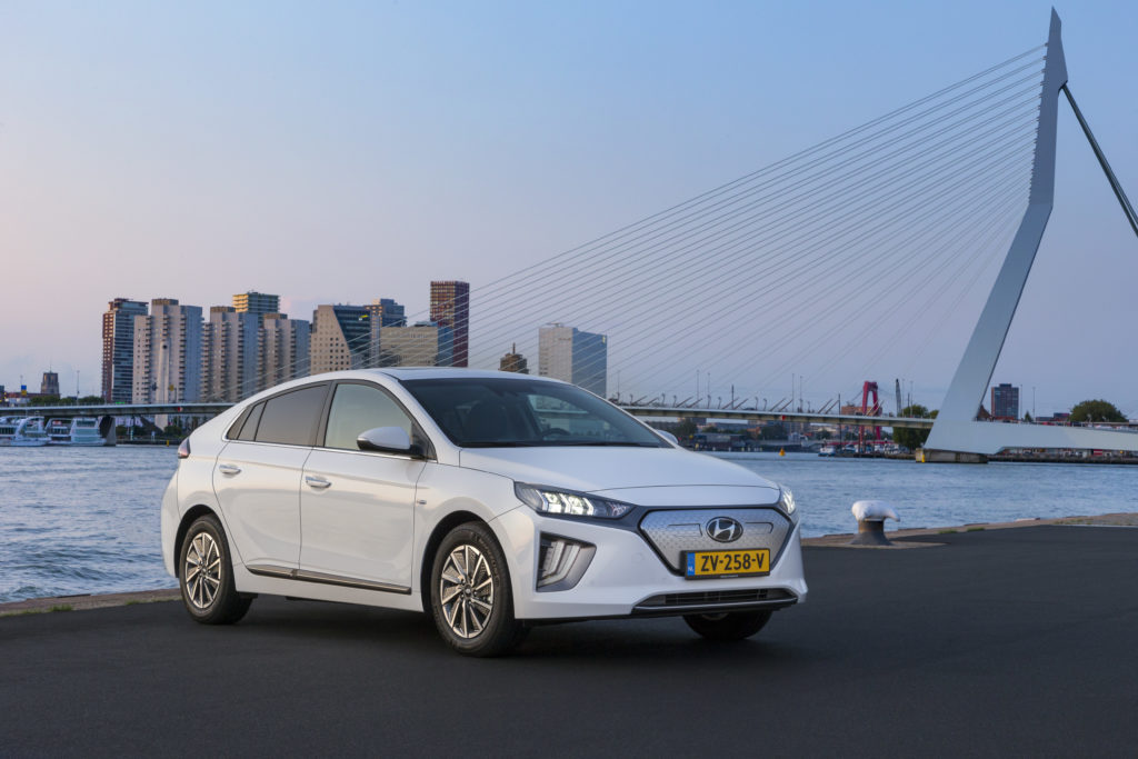 Hyundai IONIQ bev