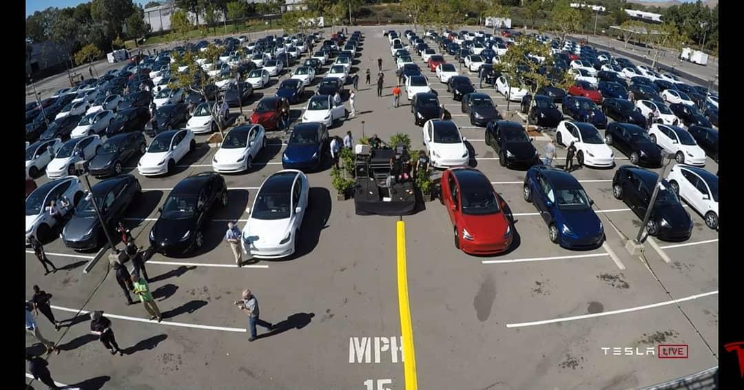 2020 Tesla stretnutie akcionárov a Battery Day (Foto: Tesla)