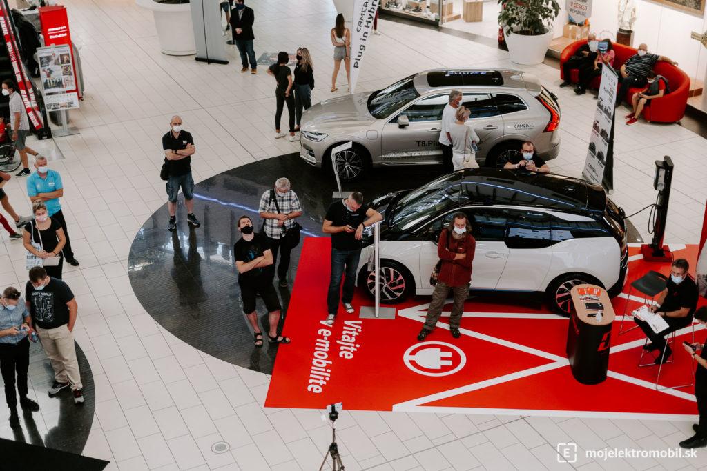 ZSE Drive Salon Elektromobilov 2020 Kosice